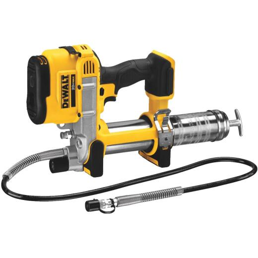 DeWalt 20 Volt MAX Lithium-Ion Cordless Grease Gun (Bare Tool)
