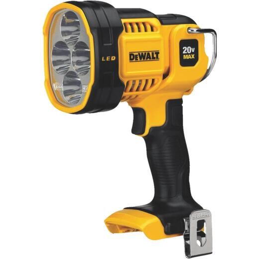 DeWalt 20 Volt MAX Lithium-Ion LED Jobsite Flashlight