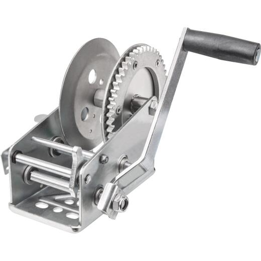 Reese Towpower 1800 Lb. Two-Speed Hand Winch